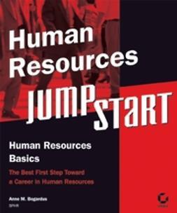 Bogardus, Anne - Human Resources JumpStart, ebook