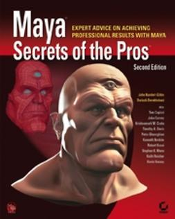 Derakhshani, Dariush - Maya Secrets of the Pros, e-bok