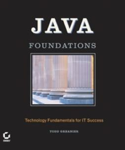 Greanier, Todd - Java Foundations, ebook
