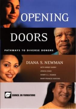 Foundations, Council on - Opening Doors: Pathways to Diverse Donors, e-bok