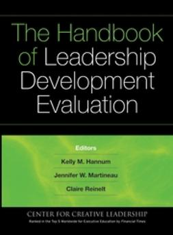 Hannum, Kelly - The Handbook of  Leadership Development Evaluation, ebook