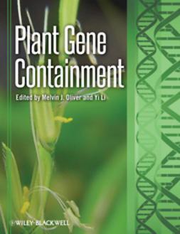 Li, Yi - Plant Gene Containment, ebook