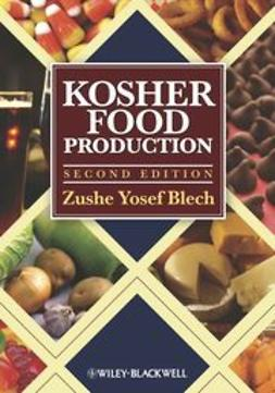 Blech, Zushe Yosef - Kosher Food Production, ebook