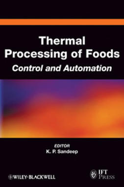 Sandeep, K. P. - Thermal Processing of Foods: Control and Automation, ebook