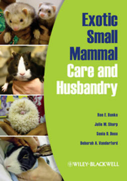 Banks, Ron E. - Exotic Small Mammal Care and Husbandry, e-bok