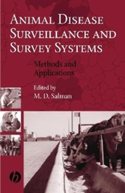 Salman, Mo - Animal Disease Surveillance and Survey Systems: Methods and Applications, ebook