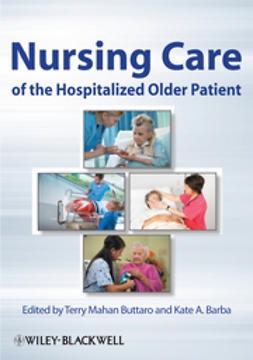 Buttaro, Terry Mahan - Nursing Care of the Hospitalized Older Patient, e-bok