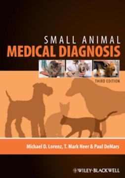 DeMars, Paul - Small Animal Medical Diagnosis, ebook