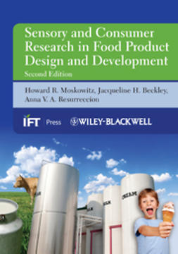 Moskowitz, Howard R. - Sensory and Consumer Research in Food Product Design and Development, ebook
