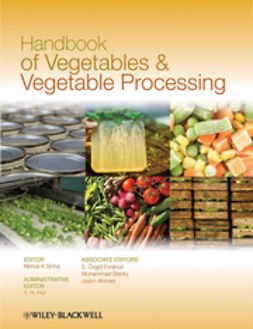 Sinha, Nirmal K. - Handbook of Vegetables and Vegetable Processing, ebook