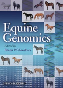 Chowdhary, Bhanu P. - Equine Genomics, e-bok