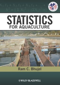 Bhujel, Ram C. - Statistics for Aquaculture, ebook