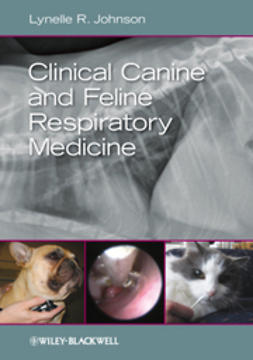 Johnson, Lynelle R. - Clinical Canine and Feline Respiratory Medicine, e-kirja