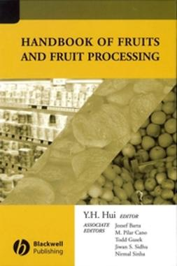 Barta, József - Handbook of Fruits and Fruit Processing, e-bok