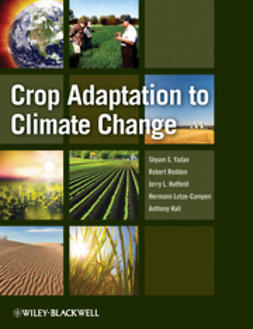 Hall, Anthony J. W. - Crop Adaptation to Climate Change, ebook