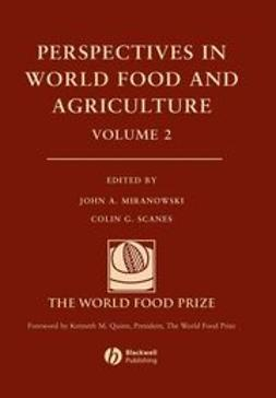 Miranowski, John A. - Perspectives in World Food and Agriculture 2004, ebook