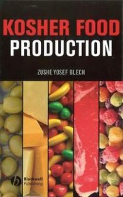 Blech, Zushe Yosef - Kosher Food Production, e-bok
