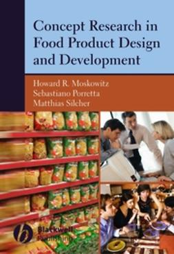 Moskowitz, Howard R. - Concept Research in Food Product Design and Development, e-kirja