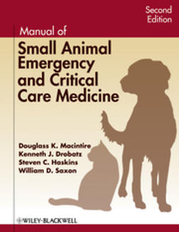 Macintire, Douglass - Manual of Small Animal Emergency and Critical Care Medicine, ebook