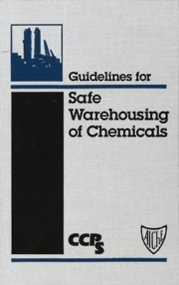 - Guidelines for Safe Warehousing of Chemicals, e-bok