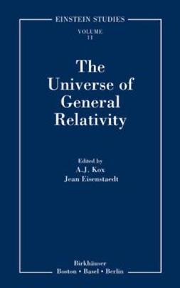 Eisenstaedt, Jean - The Universe of General Relativity, e-bok