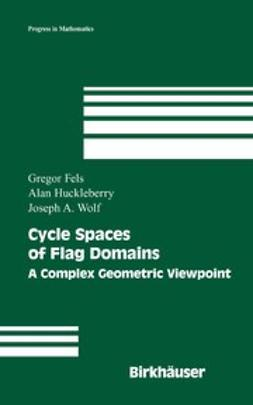 Fels, Gregor - Cycle Spaces of Flag Domains, e-kirja