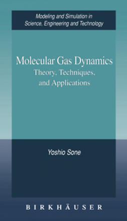 Sone, Yoshio - Molecular Gas Dynamics, ebook