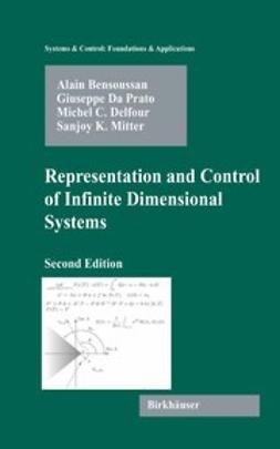 Representation and Control of Infinite Dimensional Systems