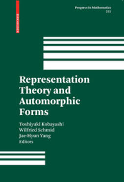 Kobayashi, Toshiyuki - Representation Theory and Automorphic Forms, ebook