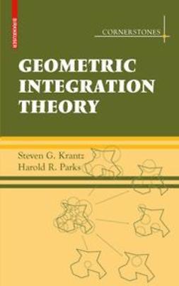 - Geometric Integration Theory, ebook