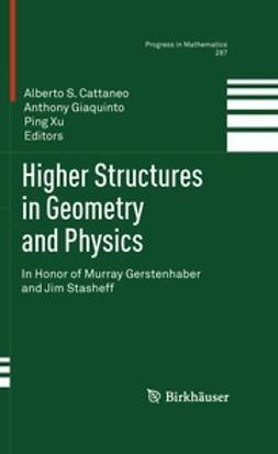Cattaneo, Alberto S. - Higher Structures in Geometry and Physics, ebook