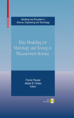 - Data Modeling for Metrology and Testing in Measurement Science, ebook