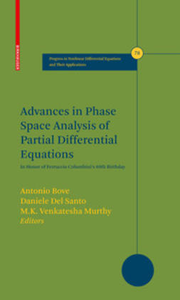 Bove, Antonio - Advances in Phase Space Analysis of Partial Differential Equations, e-bok