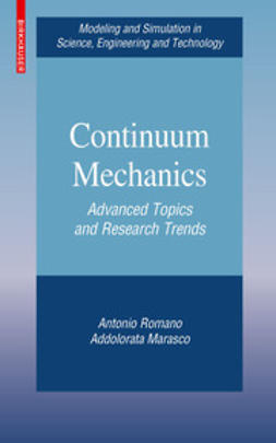 Romano, Antonio - Continuum Mechanics, ebook