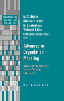 Nikulin, M.S. - Advances in Degradation Modeling, e-bok