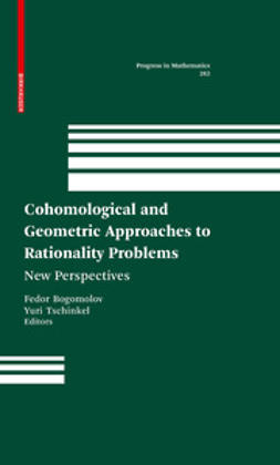 Bogomolov, Fedor - Cohomological and Geometric Approaches to Rationality Problems, ebook