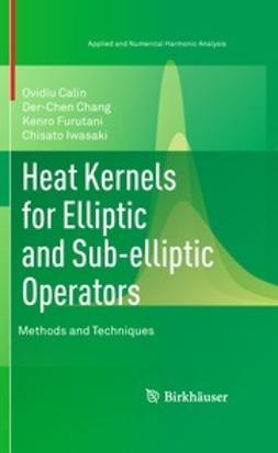 Calin, Ovidiu - Heat Kernels for Elliptic and Sub-elliptic Operators, ebook
