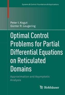 Kogut, Peter I. - Optimal Control Problems for Partial Differential Equations on Reticulated Domains, ebook