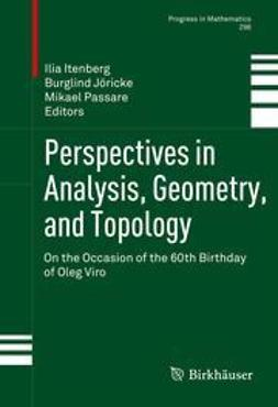 Itenberg, Ilia - Perspectives in Analysis, Geometry, and Topology, e-bok