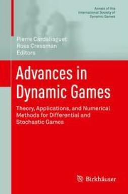 Cardaliaguet, Pierre - Advances in Dynamic Games, e-bok