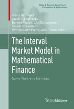 Bernhard, Pierre - The Interval Market Model in Mathematical Finance, ebook