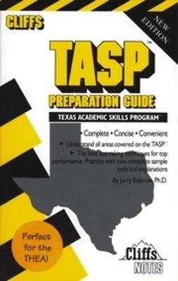 Bobrow, Jerry - CliffsTestPrep Texas Academic Skills Program: Preparation Guide, ebook