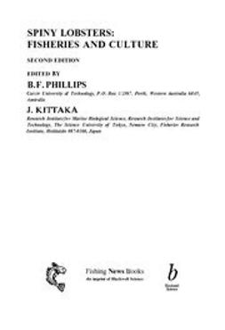 Kittaka, Jiro - Spiny Lobsters: Fisheries and Culture, ebook