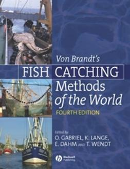 Dahm, Erdmann - Fish Catching Methods of the World, ebook