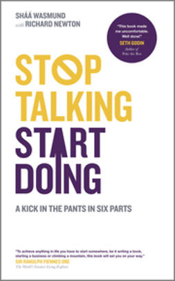 Wasmund, Shaa - Stop Talking, Start Doing: A Kick in the Pants in Six Parts, ebook