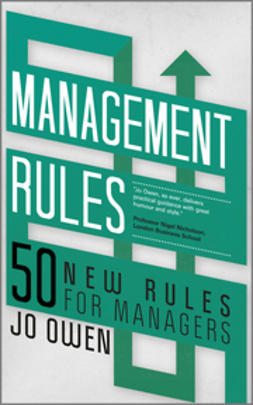 Owen, Jo - Management Rules: 50 New Rules for Managers, ebook