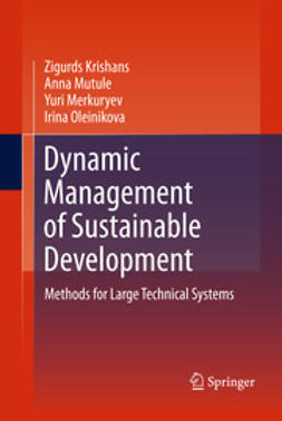 Krishans, Zigurds - Dynamic Management of Sustainable Development, ebook