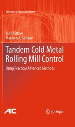 Pittner, John - Tandem Cold Metal Rolling Mill Control, ebook