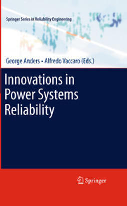Anders, George - Innovations in Power Systems Reliability, e-bok