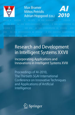 Bramer, Max - Research and Development in Intelligent Systems XXVII, ebook